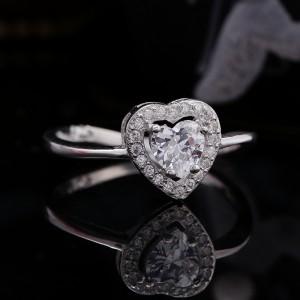 Nhẫn bạc Sweet Heart