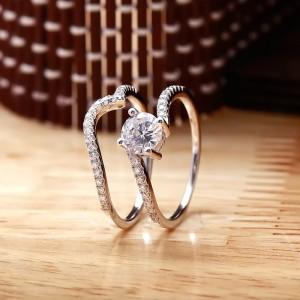 Nhẫn bạc Tazzumi