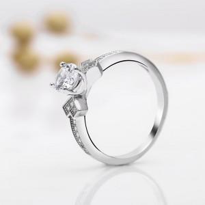 Nhẫn bạc Tefnut