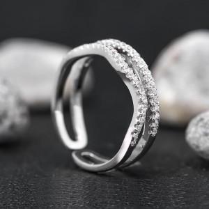 Nhẫn bạc Venus Love