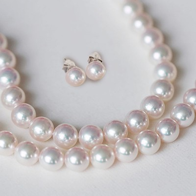 Bộ trang sức Beautiful Pearl
