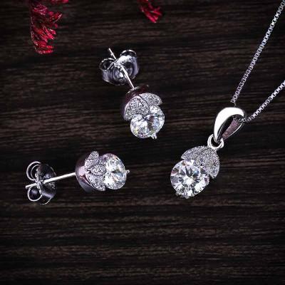 Bộ trang sức bạc So Beauty