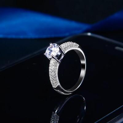 Nhẫn bạc Pure Love