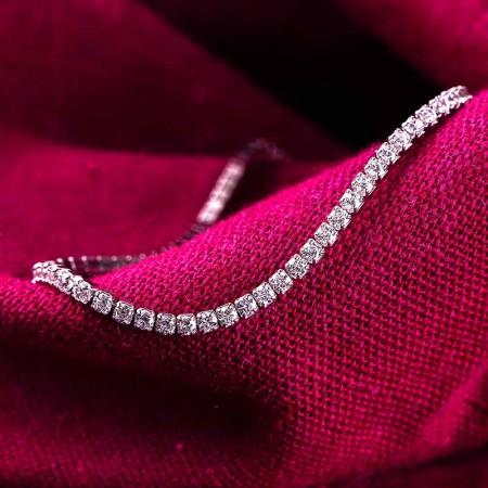 Lắc tay bạc Fashion 4