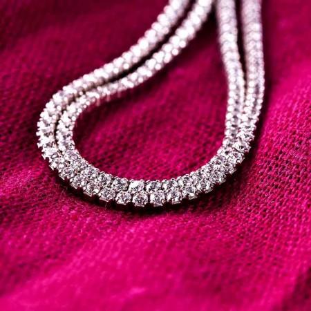 Lắc tay bạc Fashion 3