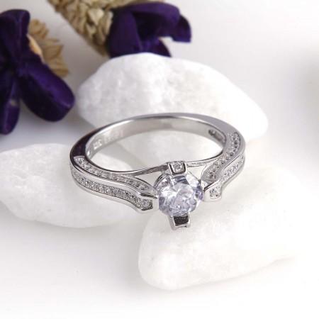 Nhẫn bạc Song Love