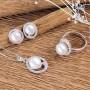 Bộ trang sức bạc Wonderful Pearl 2