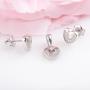 Bộ trang sức bạc Shine Heart 2