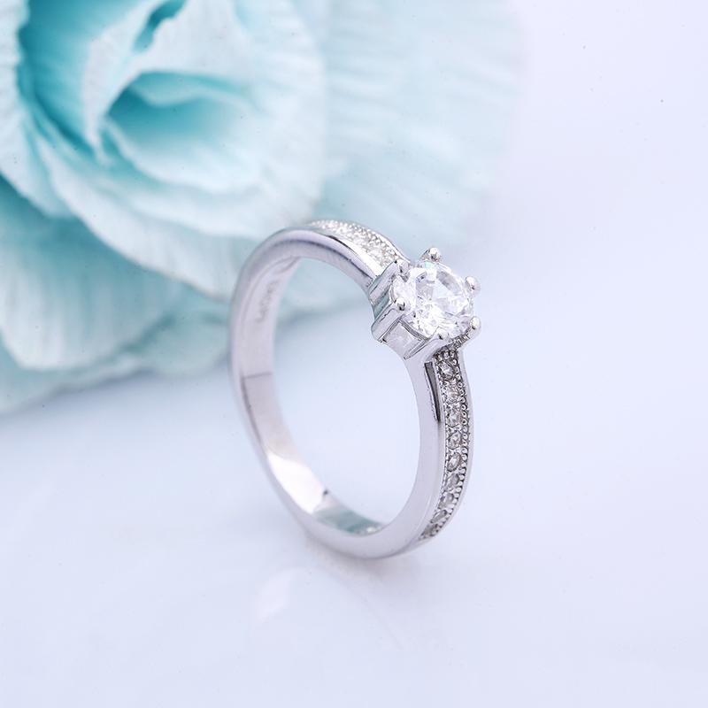 Nhẫn bạc Flawless - 4451603 , 102010013 , 249_102010013 , 384000 , Nhan-bac-Flawless-249_102010013 , eropi.com , Nhẫn bạc Flawless
