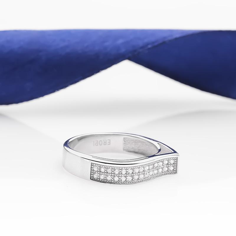 Nhẫn bạc Nunu Like