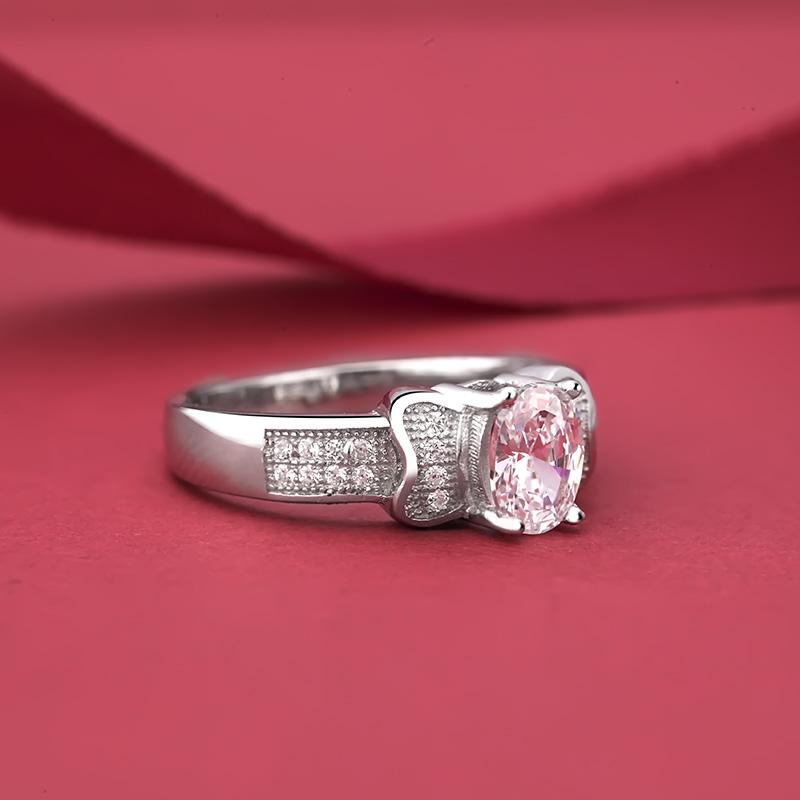 Nhẫn bạc Tiffany Perfect