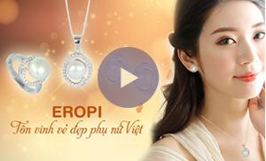 BST Ngọc Trai của EROPI Jewelry - Báu vật của đại dương
