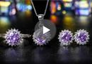 Bộ trang sức bạc Eropi jewelry - 102080035