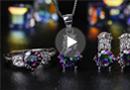 Bộ trang sức bạc Eropi jewelry - 102080034