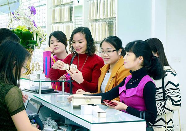 Eropi Jewelry tuyển dụng nhân viên thu ngân