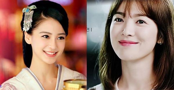 Người đẹp Song Hye Kyo, Angela Baby tinh ý chọn nhẫn cưới cùng hãng trang sức