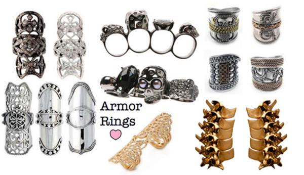 Tìm hiểu về nhẫn khớp – Armor ring