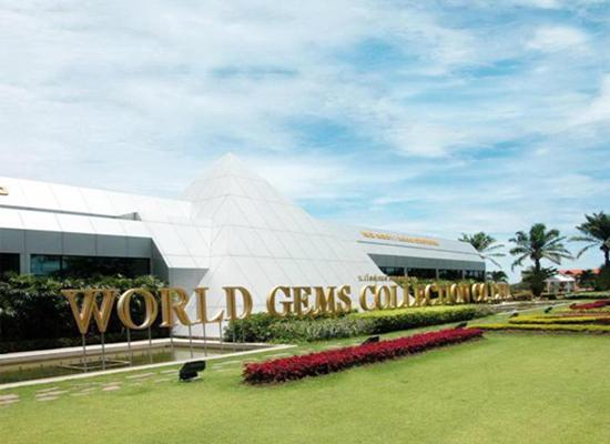 Trung tâm chế tác trang sức World Gems Collection