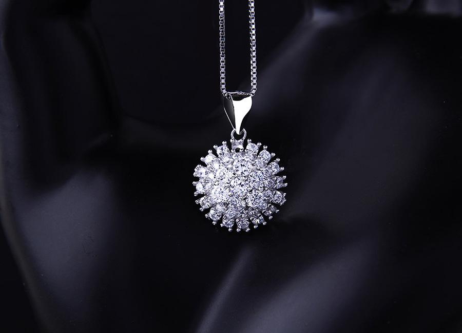 Hi vọng người sở hữu mẫu trang sức này sẽ có được nghị lực sống mạnh mẽ như bông hoa hướng dương.