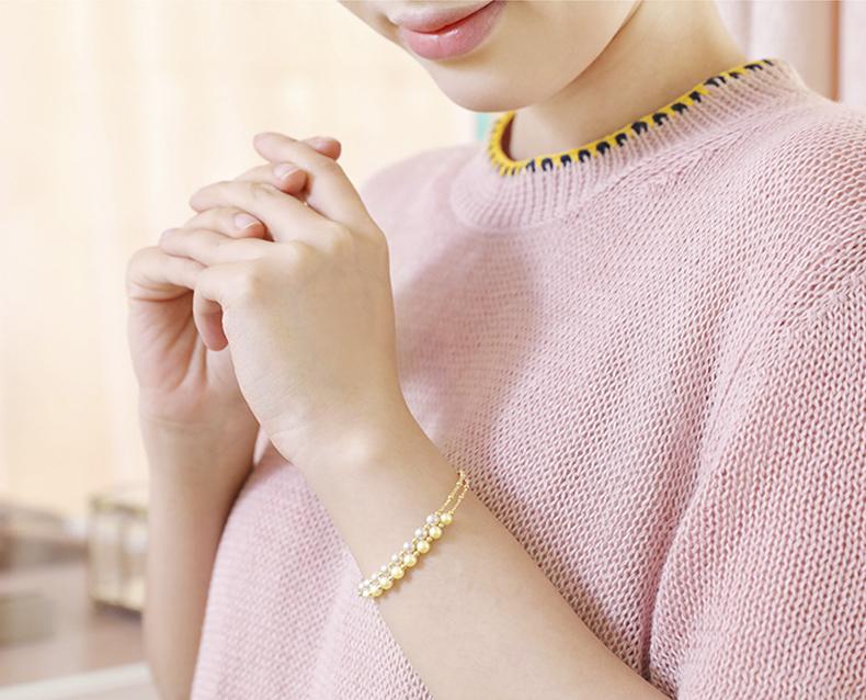 Lắc tay vàng