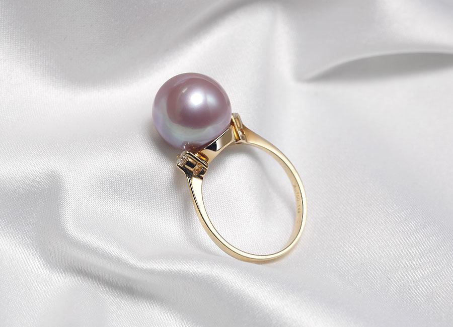 Vẻ đẹp hoàn mỹ của một chiếc nhẫn tuyệt mỹ đến từ bộ sưu tập nhẫn cao cấp.