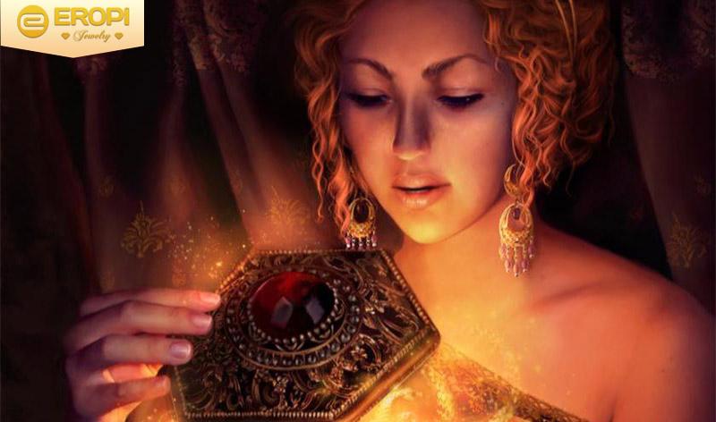 Chiếc vòng Pandora được lấy cảm hứng từ nàng Pandora trong thần thoại Hy Lạp.