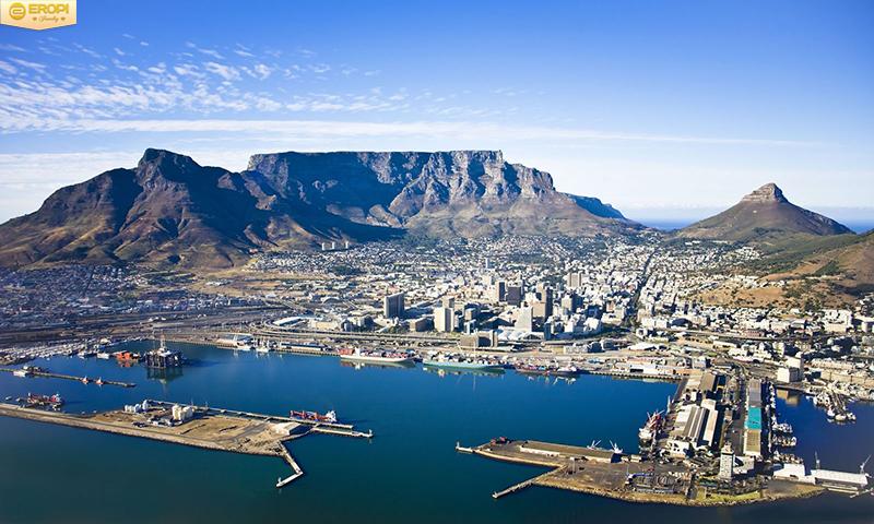 Nam Phi là mỏ Platin lớn nhất thế giới hiện nay.