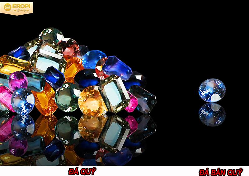 đá quý và đá bán quý