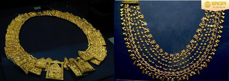 Trang sức thời Ai Cập cổ đại