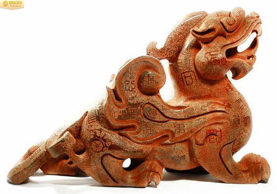 Tỳ Hưu có nguồn gốc từ Trung Hoa.