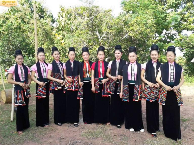 Nền văn hóa Thái vô cùng đặc sắc.