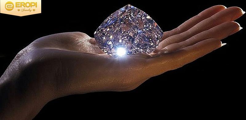 viên kim cương lớn nhất thế giới