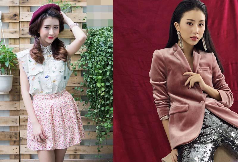 Quá trình Quỳnh Anh Shyn từ hotgirl tuổi teen thành mẫu trên các tạp chí