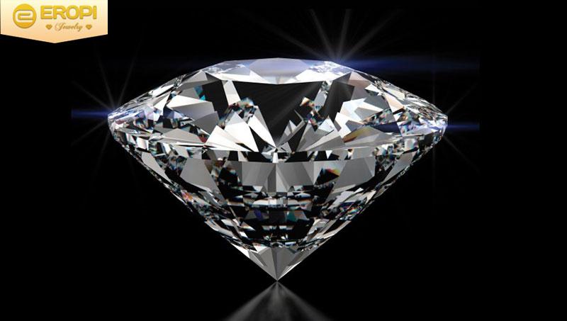 Đá Cz sở hữu vẻ đẹp lấp lánh giống như một viên kim cương