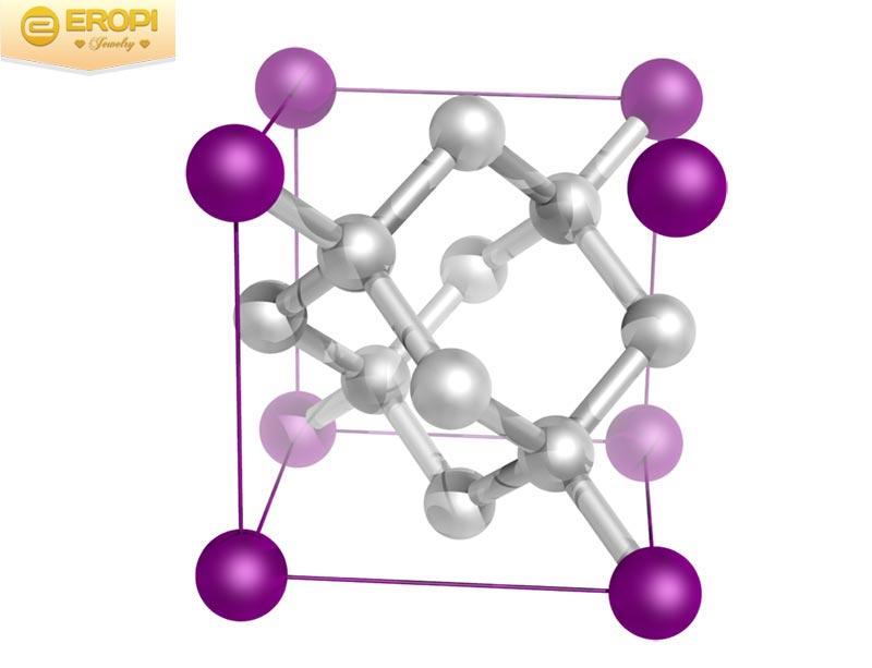 Cấu trúc tinh thể kim cương